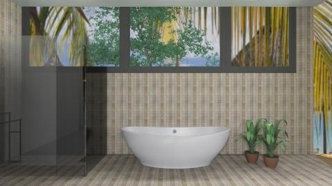 Hawaiian Spa - Modern - Bathroom - by deleted_1513655778_Valencey14