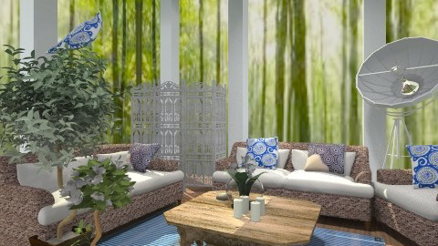 Pleasure and satisfaction - Modern - Garden - by aminic