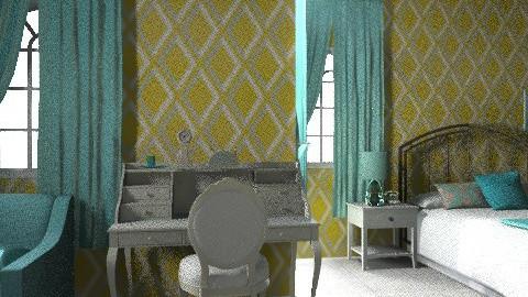 classi/b - Classic - Bedroom - by catcarla
