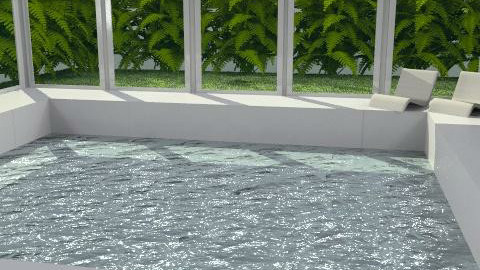 Dans l'eau - Minimal - Garden - by camilla_saurus