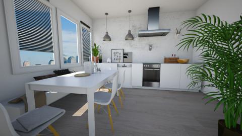 Keuken - Kitchen - by Simonexx