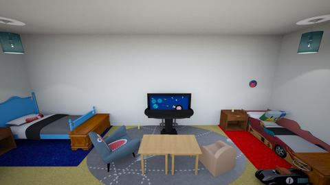 entry for kids - Kids room - by itzmarieee