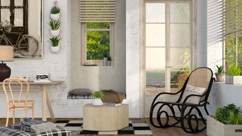 Thonet Living - by Sally Simpson