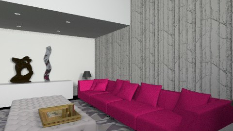 loft - Modern - Living room - by carolinafer