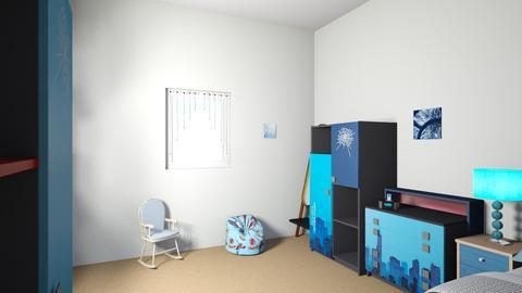 Week Four Assessment Task - Bedroom - by Hazard165