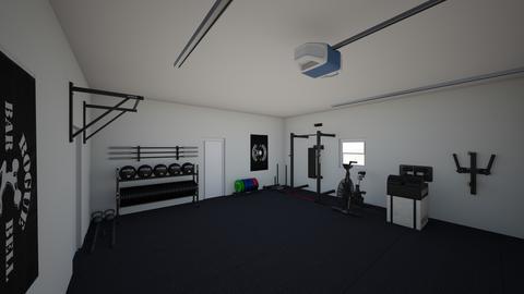Dream Garage Gym - by rogue_b653b441e36b279e5c77309de4322