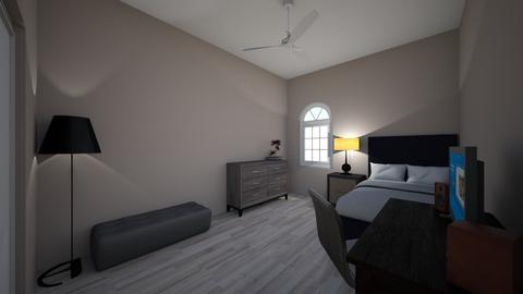 Shoebox room - Bedroom - by AydanHoover