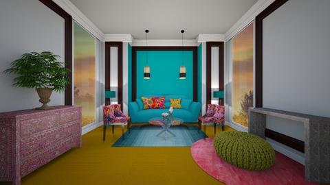 room - Living room - by belle alderton