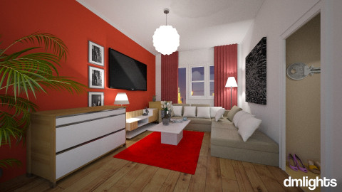 liviii - Living room - by DMLights-user-984050