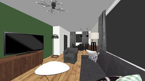 woonkamer - Living room - by mirthevanree
