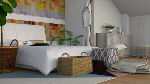 Cubics - Modern - Bedroom - by millerfam