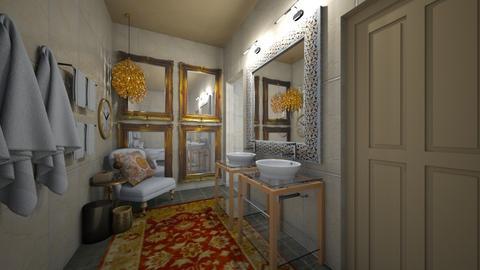 Bathroom - Bathroom - by amyskouson