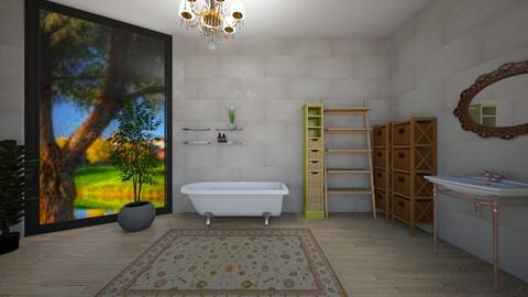 Electirc bathroom - Eclectic - Bathroom - by 06966147