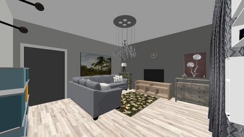 002 - Classic - Living room - by Akuba Ranger