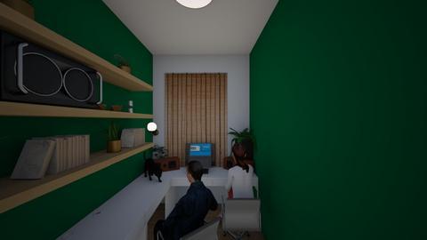 nieuwconfig - Living room - by aniekderooij