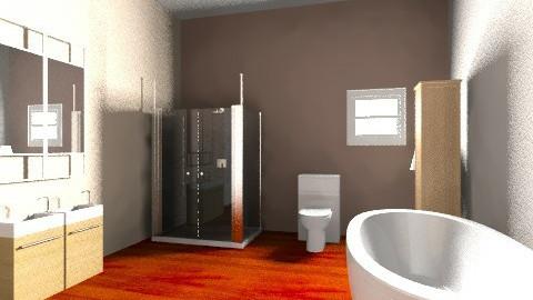 bathroom - Modern - Bathroom - by samrob6