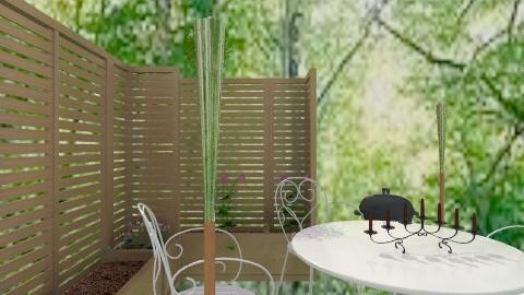 boh - Retro - Garden - by pigipigi