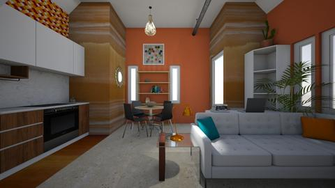 Apartment - Eclectic - by jademydeco