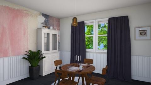 Dinning Room - Dining room - by MarieLuna