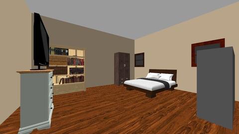 My Bedroom - Modern - Bedroom - by juliantozer123