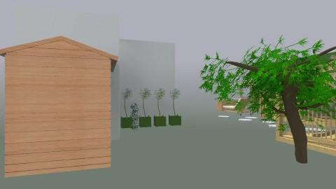 fhggfgh - Minimal - Garden - by kaigottlieb