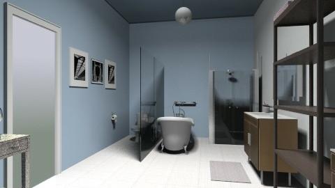 homepolish - Bathroom - by candaceg