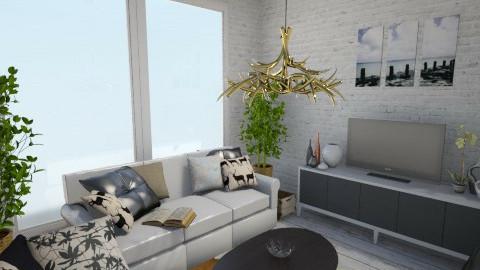 living room :) - by aleksandarmaric999