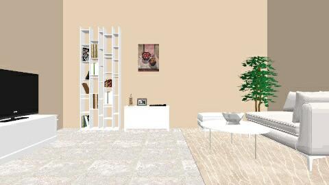 Living room 2 - Living room - by Moni1