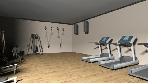 gym - by tianna121