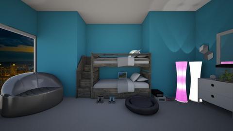 LRS dream room  - Bedroom - by lashim