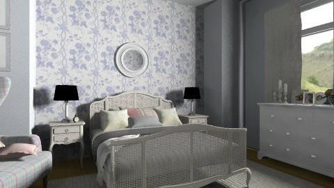 Granny bedr - Classic - Bedroom - by Tuija