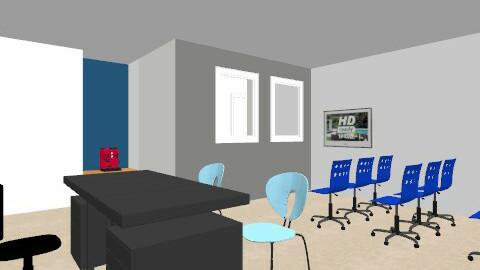 correspondente 2 baias ve - Classic - Office - by eneiasmg