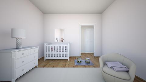 Expecting - Kids room - by joetee