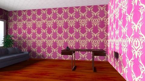 spa - Minimal - Office - by nataliahanli