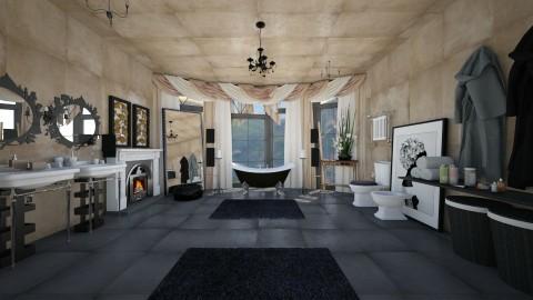 royal bathroom - Classic - Bathroom - by lamzoi