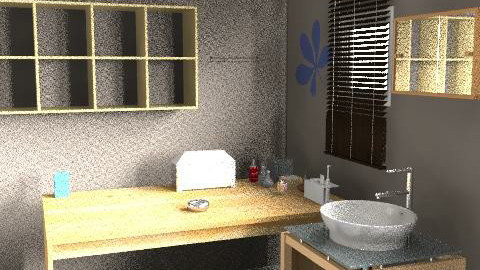 fun and sun type bath'e - Modern - Bathroom - by clo_bug12