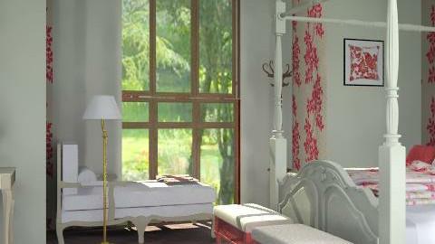 barocco1 - Classic - Bedroom - by catcarla