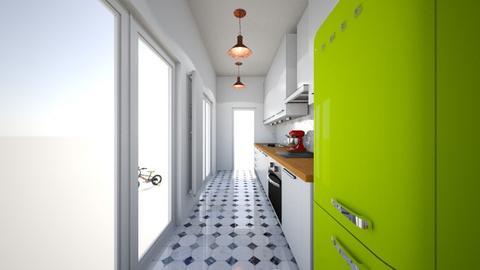 Plan B keuken 5 - Kitchen - by pixie_16