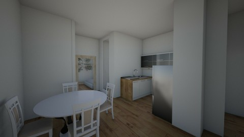 new place 800 - Retro - Kitchen - by manasra