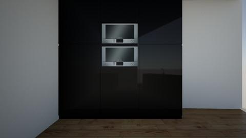 janice - Kitchen - by mccloud4444