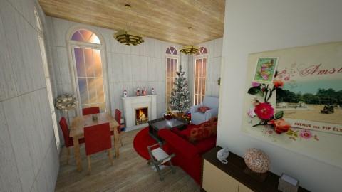 4 - Classic - Living room - by Violeta Sordo