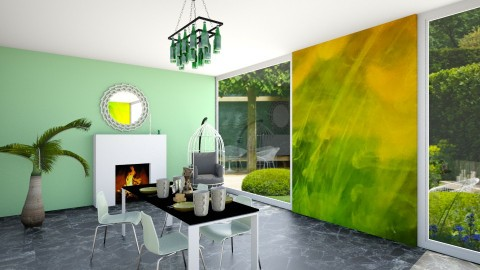 Wall Art Dining Room - Dining room - by jtvcoco