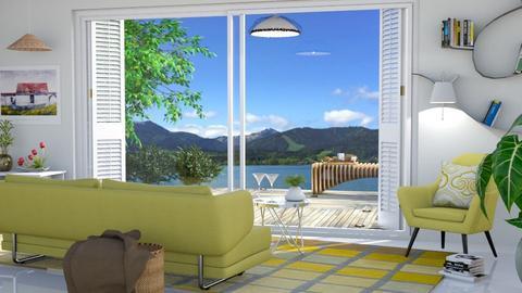 M_ Rest - Living room - by milyca8