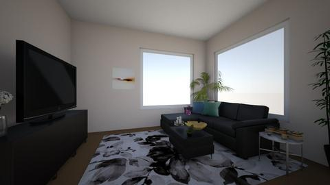 Living room 1  - Living room - by elgkar