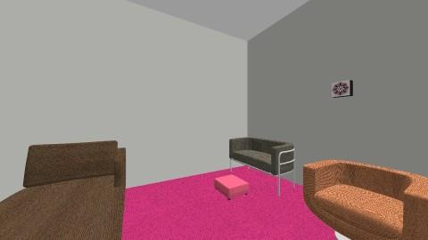 pink house - Modern - by princesss101qw