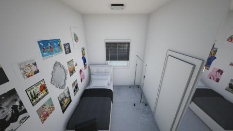 meu quarto4tya - Bedroom - by Araujo