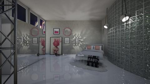 Sasha - Modern - Bedroom - by mlle_m