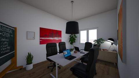 meeting room - Office - by LetiG