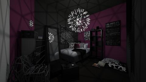 teenage room - Bedroom - by remani22