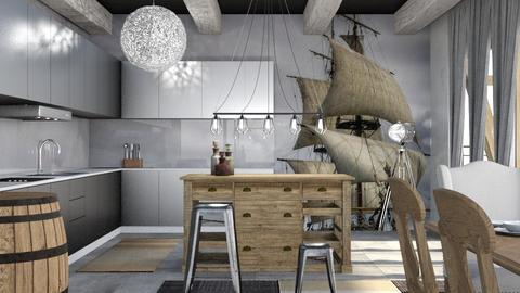 Nautical Kitchen - by ritsa